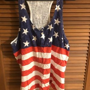 Old Navy, America tank top